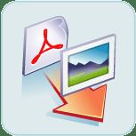 Convert PDF to Image Logo