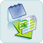 Text to Excel Wizard - Convert Text to Excel and CSV Utility
